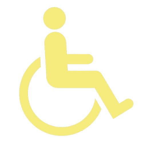 Van Accessible Handicap Parking